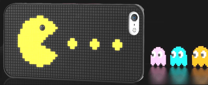 Coque Geek - Pacman