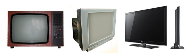 évolution de la TV