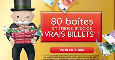 monopoly 80 ans