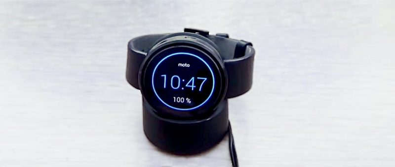 chargeur Moto 360