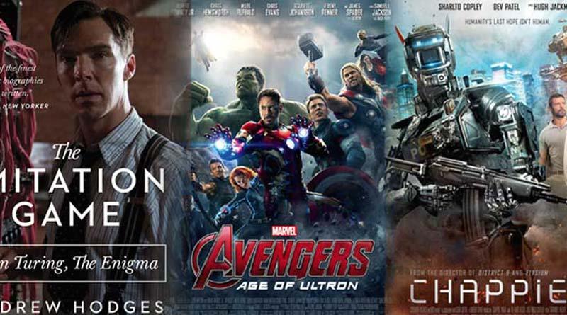 top 5 des films