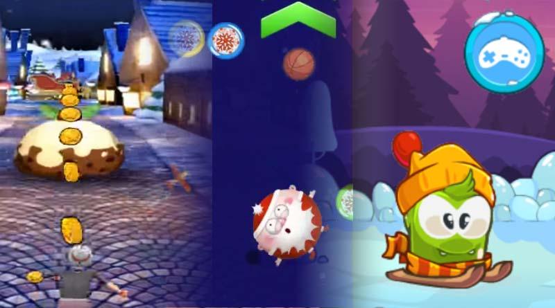 jeux Noël en ligne gratuit