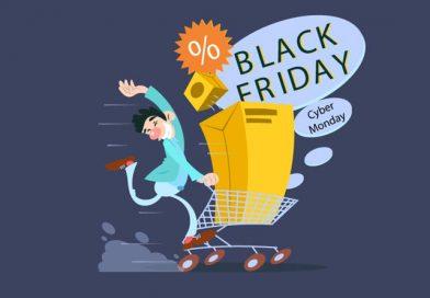 Le Black Friday et le Cyber Monday : de bonnes opportunités pour vous, les geeks !