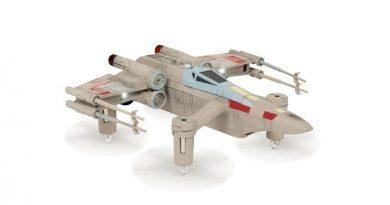 Test du drone Star Wars T65 X Wing