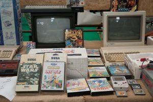 Raspberry jeux retro