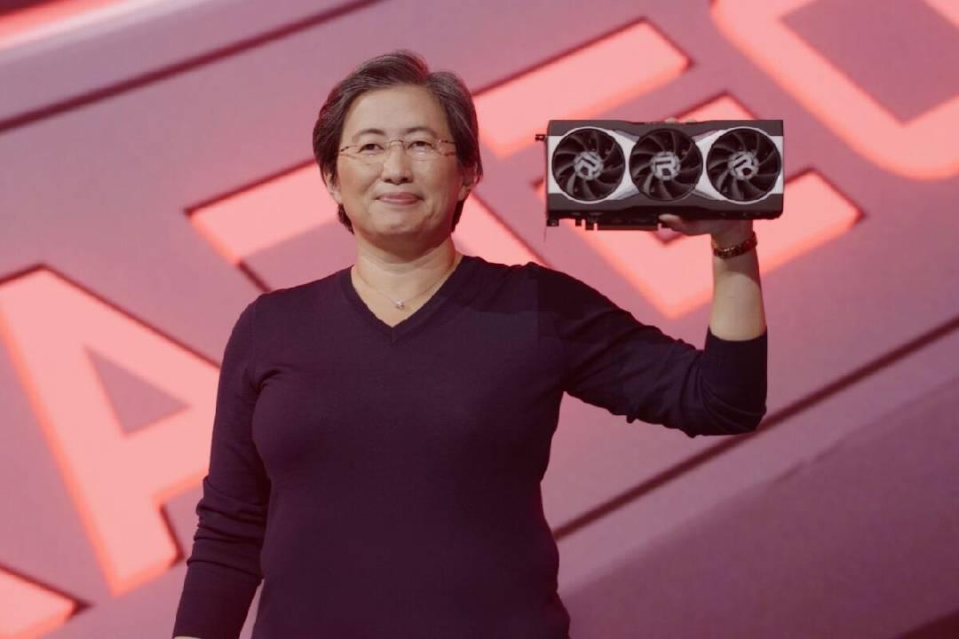 AMD rx 6000 GPU